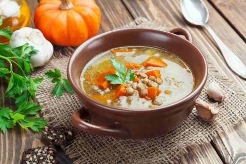 Vata-Pitta Balancing Soup