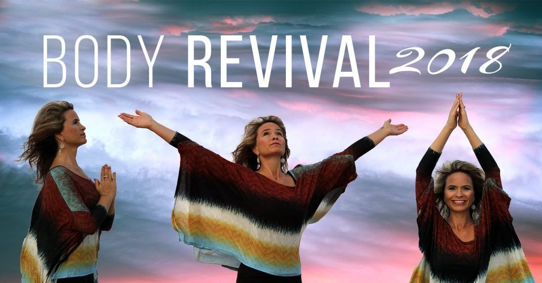 New Year, New You? How About A REVIVAL Instead?