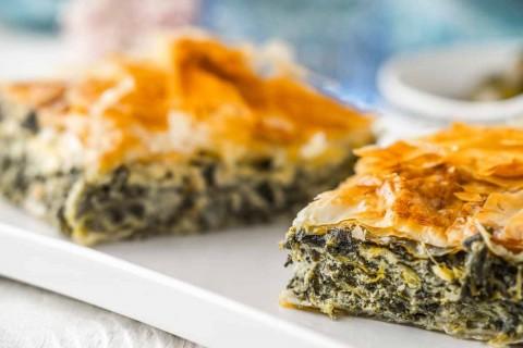 Spanakopita-Spinach-Pie