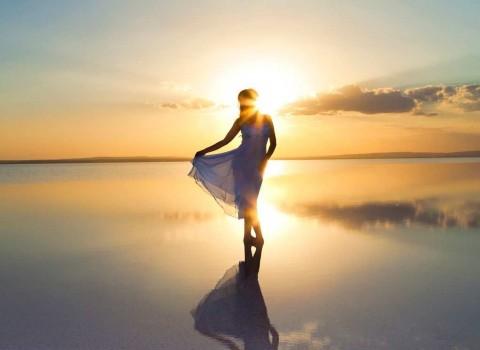 The Eternal Feminine Brings Wholeness
