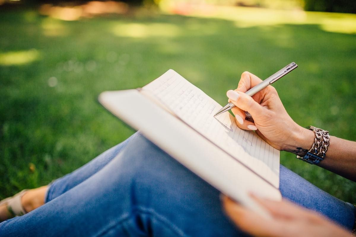 5 Journaling Tips for the Spiritual Traveller