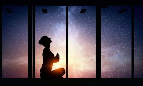 Try This Simple Night Meditation Called