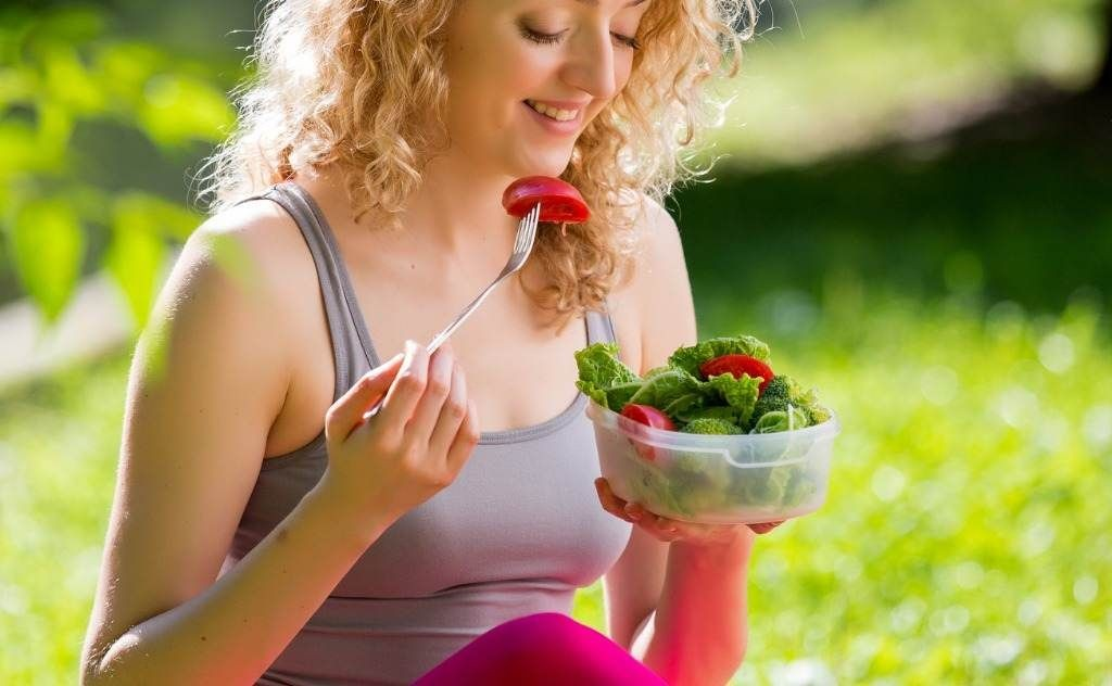 Reducing Stress with Mindful Eating