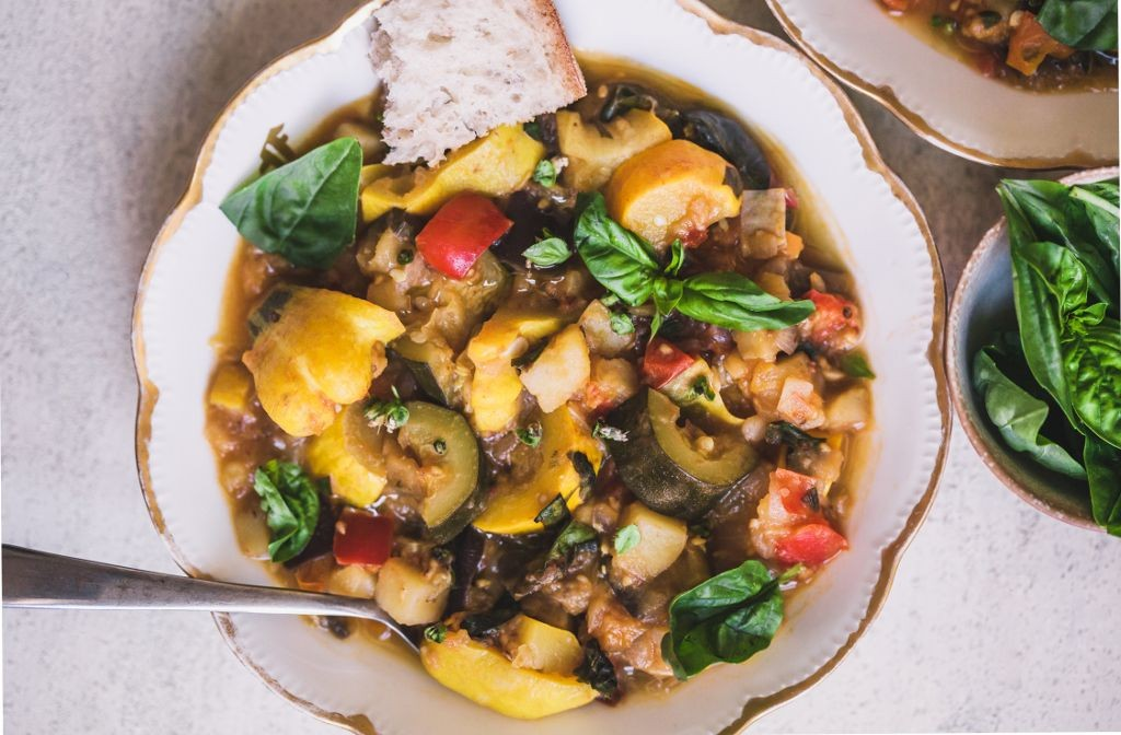 Ciabotta – Easy Summer Vegetable Stew from Abruzzo