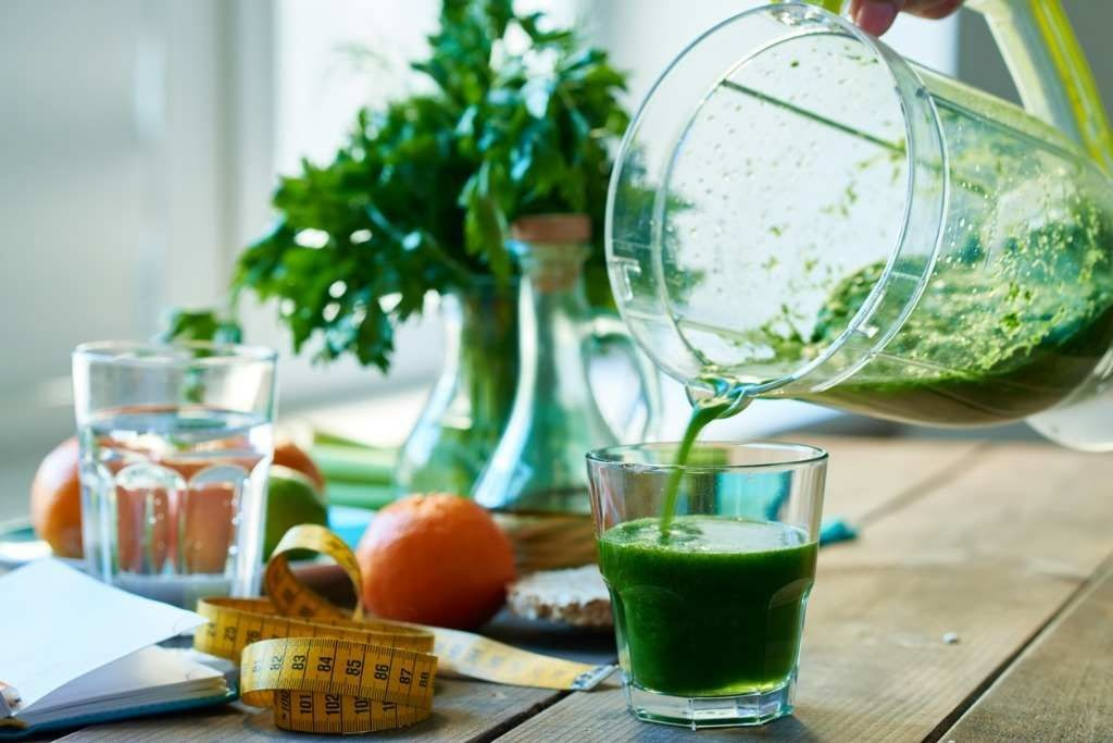 Come Clean: Post-Holiday Detox