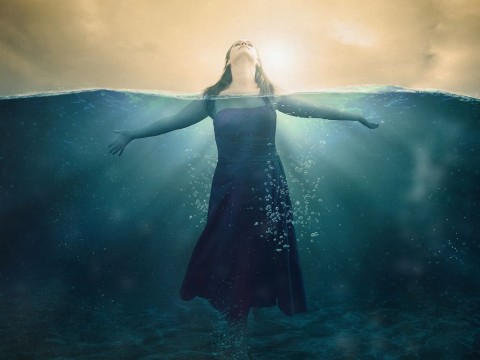woman-in-water-picture-id540717970