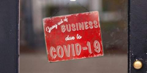 covid-19sign